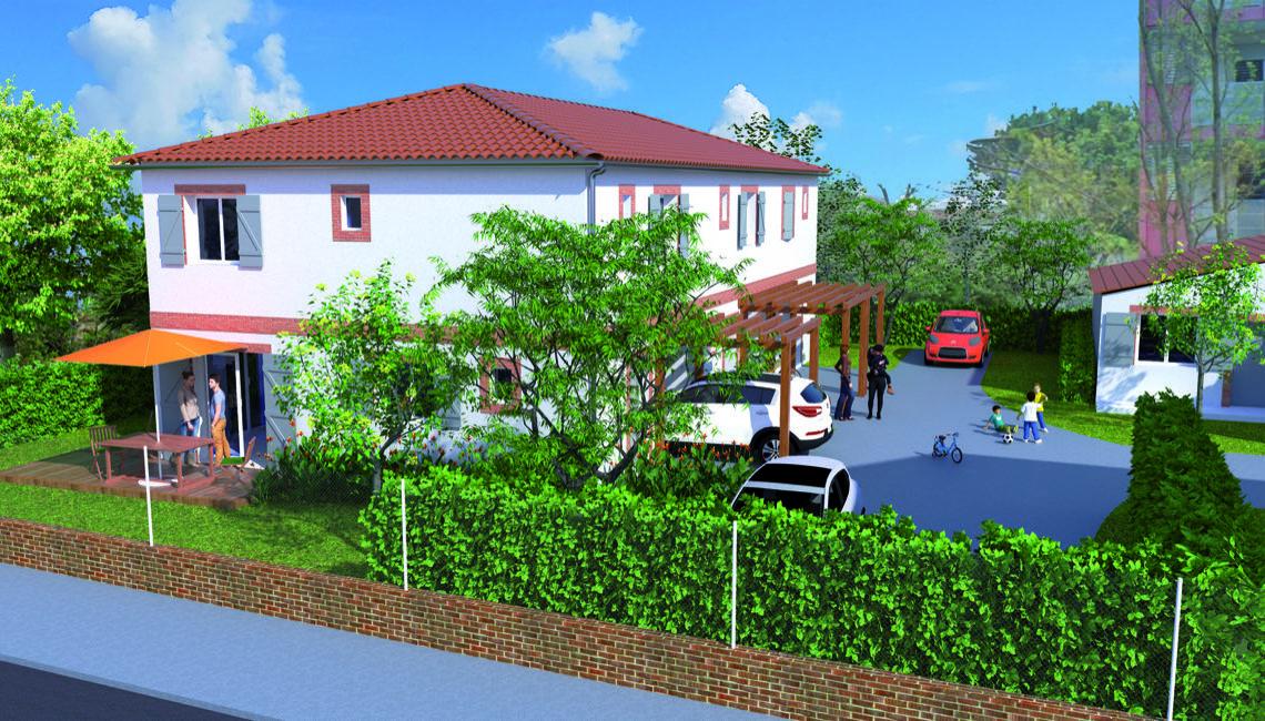 Le Clos des Graves à Launaguet, la nouvelle résidence neuve de VA IMMO