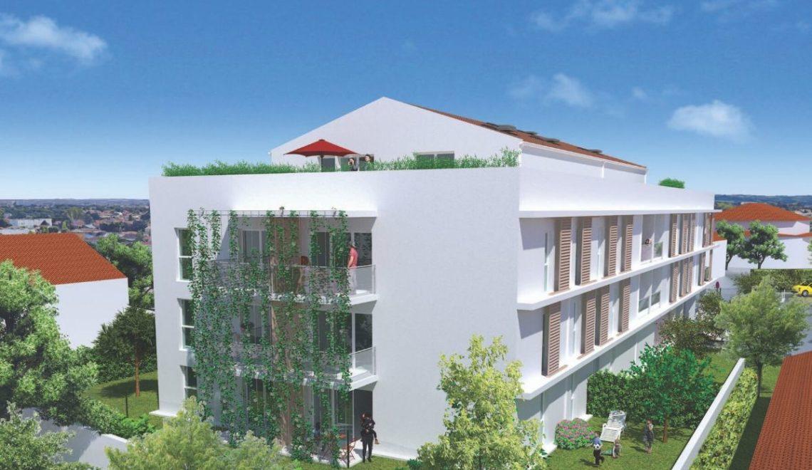 « Le Café de la Gare » à Tournefeuille, la nouvelle résidence neuve signée La Coopérative d'Habitations