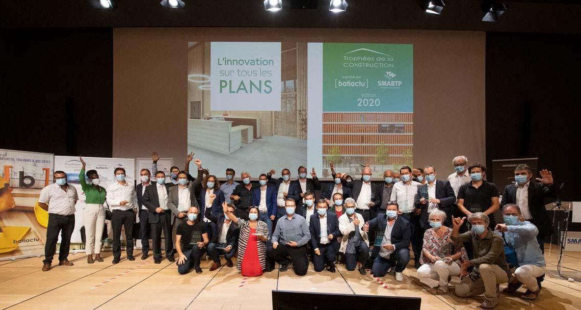 Le Groupe des Chalets, doublement récompensé pour la résidence étudiante Eco-Responsable L'Annexe !