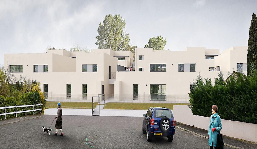 Montrabé : Patrimoine SA Languedocienne livre 17 logements sociaux