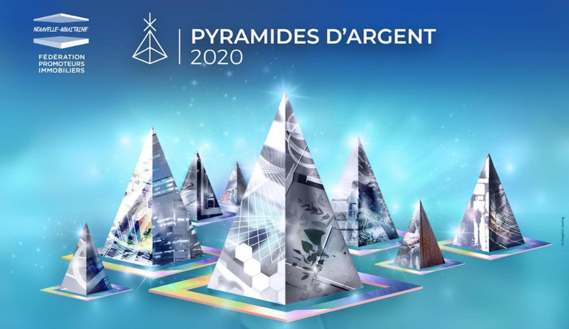 Les lauréats des Pyramides d'Argent FPI Nouvelle-Aquitaine 2020