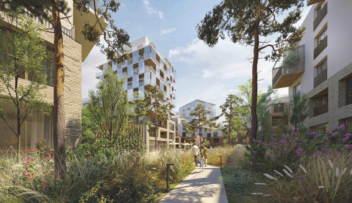 Patrimoine acquiert 67 logements sociaux neufs au sein de la résidence Cyméa à Toulouse