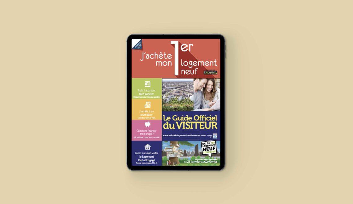 L'édition spéciale Salon du Logement Neuf de Toulouse est disponible en téléchargement