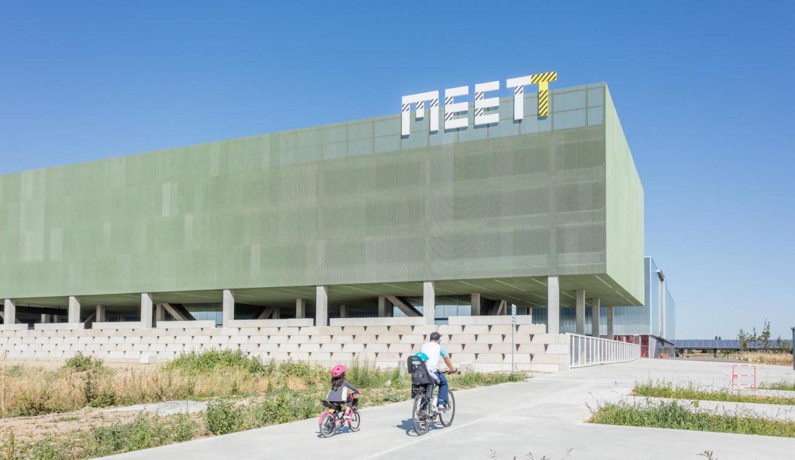Le MEETT, le nouveau Parc des Expositions et Centre des conventions de Toulouse Métropole est livré
