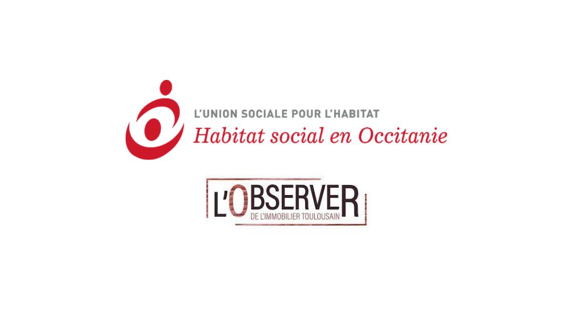 L'USH Occitanie Midi-Pyrénées fait le bilan du marché du logement neuf  sur Aire Urbaine de Toulouse en 2020