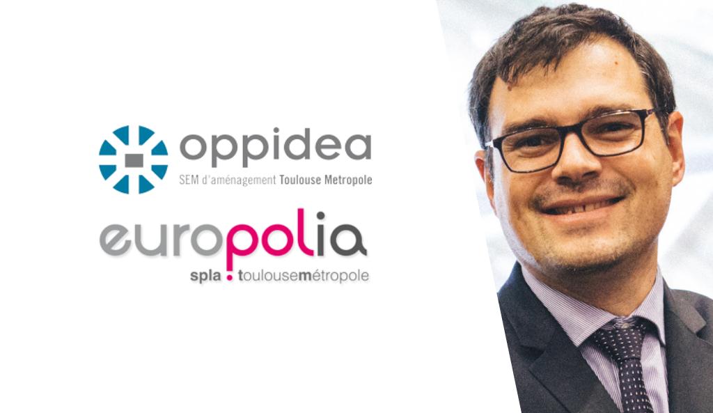 Joachim MIZIGAR rejoint OPPIDEA et EUROPOLIA en qualité de directeur de la communication